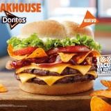 Burger King lance les burgers aux Doritos !
