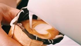 Tendance Food : le café en cornet