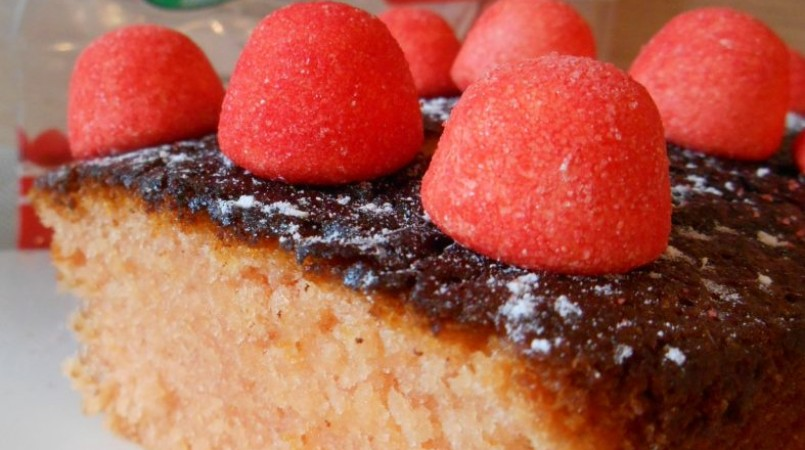 Cake aux Fraises TAGADA ®