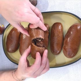 Briochettes au Cacolac et leur pâte à tartiner