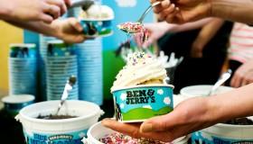 Ben & Jerry's organise des projections de films en plein air avec distribution de glaces !