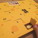 Elle a inventé le premier calendrier de l'Avent au fromage !