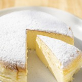 Fluffly cheesecake