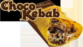 What The Food : Le Choco-Kebab !