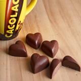 Chocolats au Cacolac Praliné Noisette