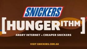 Snickers : quand le prix varie selon ton humeur !