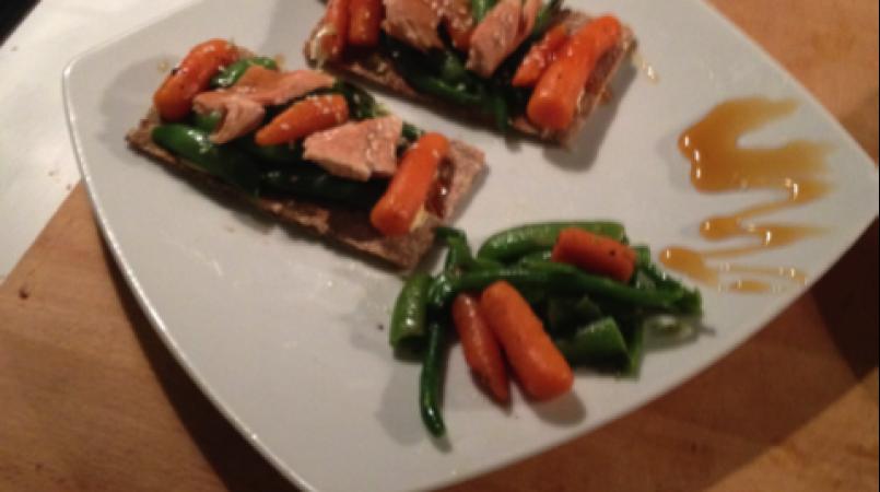 Wok « repas de chef »