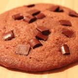 Cookie micro-ondes au Nutella