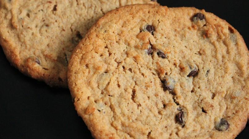 cookies au beurre de cacahu te cuisine ta m re. Black Bedroom Furniture Sets. Home Design Ideas