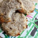 Cookies banane et noix de coco