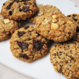 Cookies healthy à l'avoine