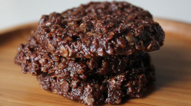 Cookies au chocolat et beurre de cacahuète