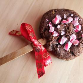Cookies Sucettes de Noël