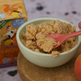 Granité Cacolac fruits tropicaux, abricots & pêches