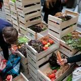 Paniers de fruits et légumes bio pour les étudiants