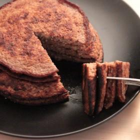 Pancakes Choco-Banane
