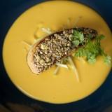 Foie gras poêlé qui croque
