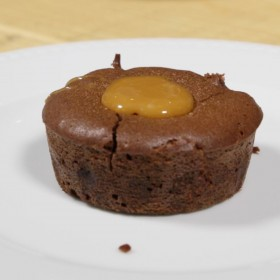 Fondant au chocolat cœur coulant Werther's Originals