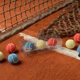 Häagen-Dazs x Roland Garros : les balles françaises