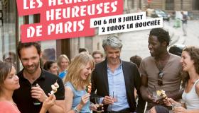 Les Heures Heureuses à Paris, l'apéro à 2€ dans plus de 280 restos !