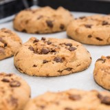 Cookies à la citrouille