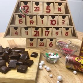 Bonbons caramel et Cacolac