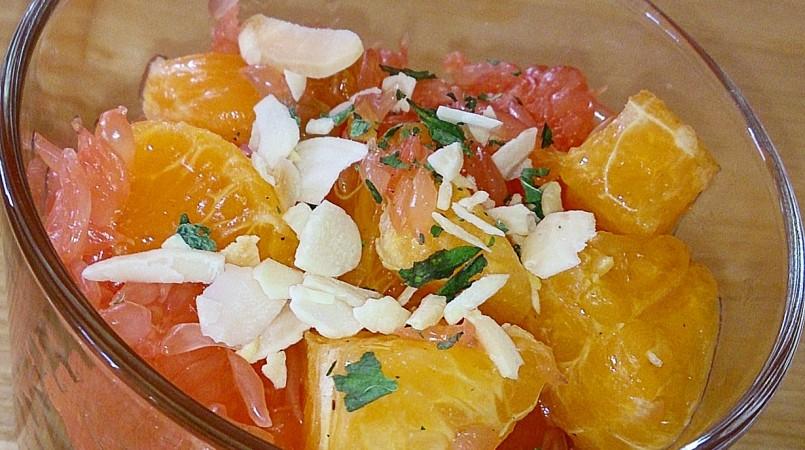 Salade de Fruits aux Agrumes