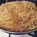 Nouilles chinoises à la feignasse (et au poulet)