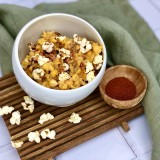 Pop-corn cheesy