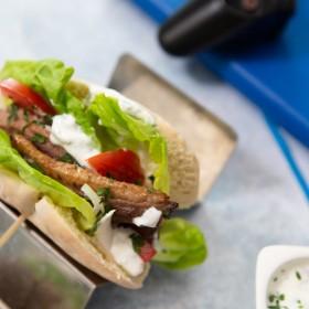 Kebab au magret