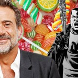 The Walking Dead : Jeffrey Dean Morgan possède un magasin de bonbons !