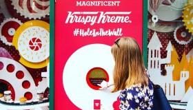 Un distributeur de donuts au Nutella débarque à Londres !
