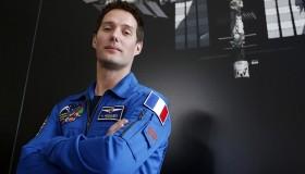 Dans l'espace, on mange des plats du chef étoilé Alain Ducasse !
