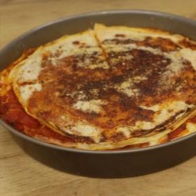 Lasagnes de crêpes