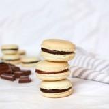 Macarons aux chocolat