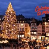 Le marché de Noël de Strasbourg et ses spécialités culinaires !