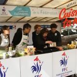 Cuisiner au marché