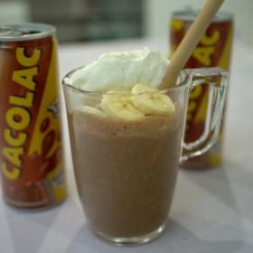 Milkshake Cacolac Banane