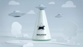 Molocow : le lait venu d'une autre planète !
