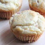 Muffins façon Flammekueche