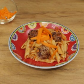 One pot pasta veggie