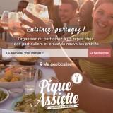 Pique-Assiette, le service qui réinvente le concept des repas collaboratifs