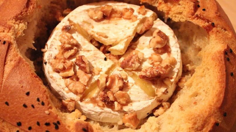 Fondue de camembert