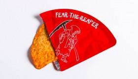 Défi : manger la chips la plus hot du monde !