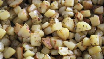 Recette Pommes De Terre Sautees