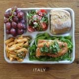 SweetGreen : un tour du monde en plateau repas