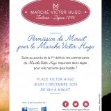 La nocturne gourmande du marché Victor Hugo