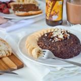 Bowl cake Cacolac