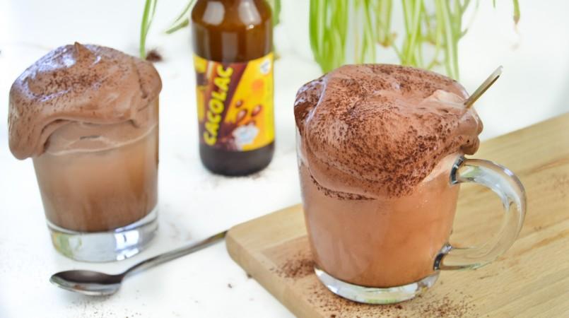 Dalgona Chocolat & Cacolac
