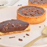 Tartelettes chocolat tonka